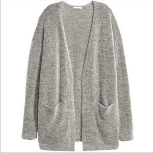 Mohair Blend H&M Oversized Cardigan